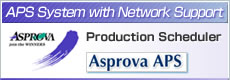Production Scheduling System Asprova